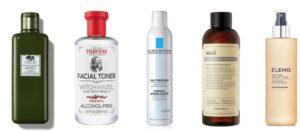 10款美國化妝水推薦,原來不一定要用化妝水!