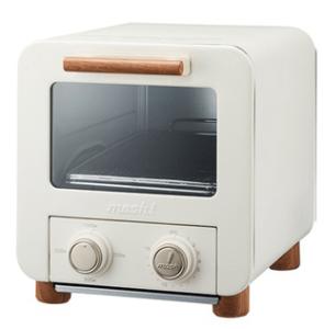 【日本 mosh!】烤箱象牙白(型號: M-OT1 IV )