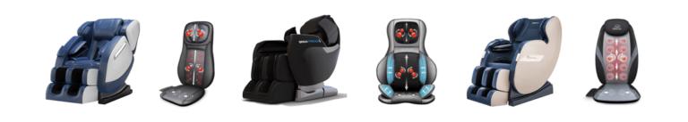 【2021】10款美國按摩椅/墊推薦,搭配這個更享受!