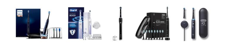 【2021】12款美國電動牙刷推薦,你還在用普通牙刷嗎?